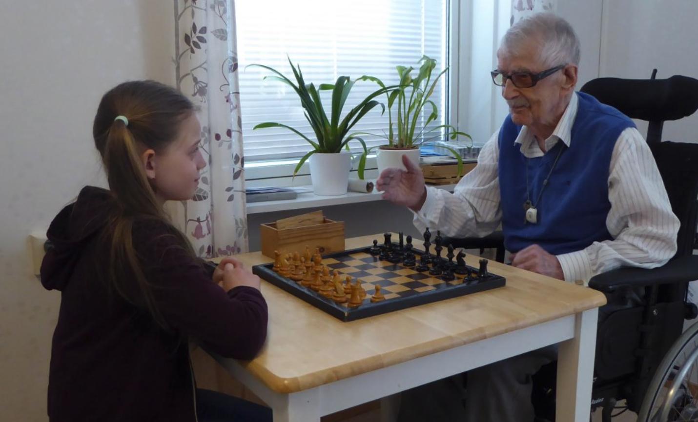 Schach – Spiel der Generationen