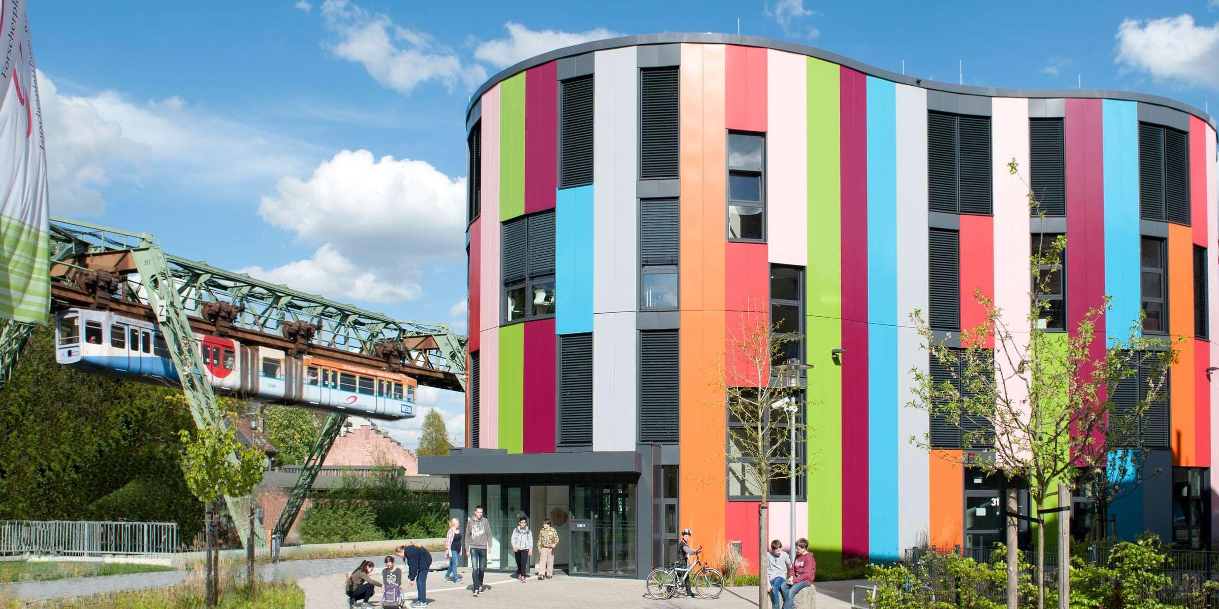 SfK-Seminar bei der Junior Uni Wuppertal