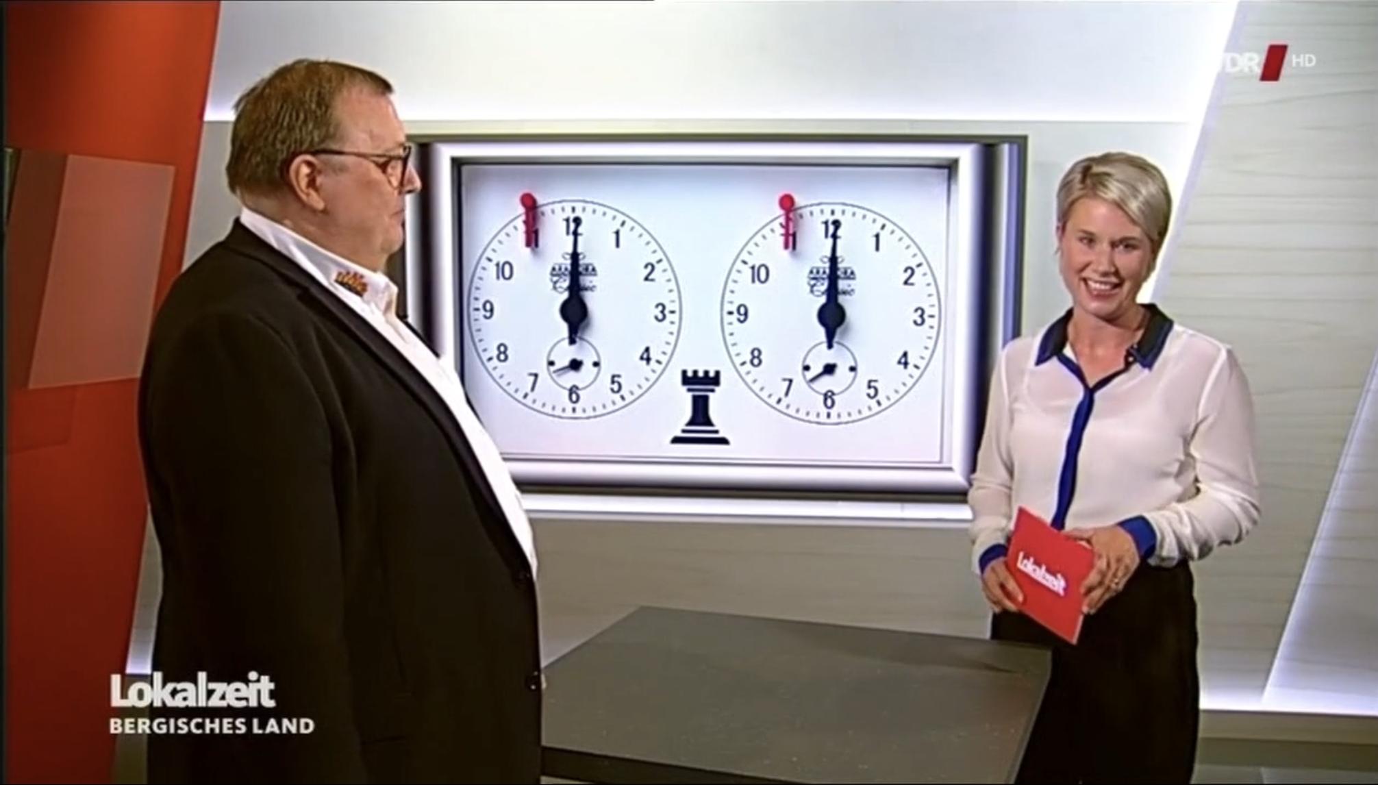 WDR berichtet über Schach für Kids