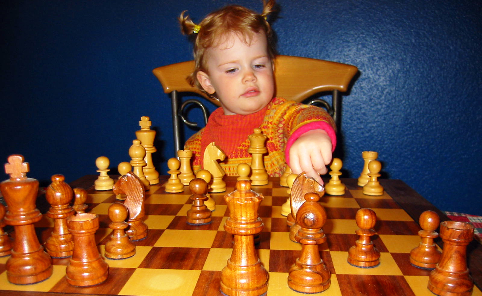 """Die pädagogische Initiative """"Schach für Kids"""" wird 15 Jahre alt"""