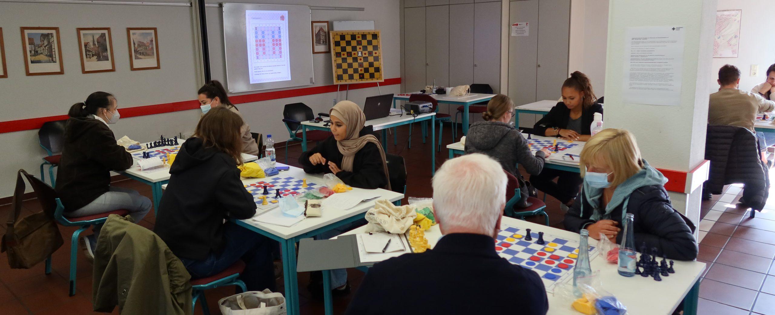 SfK-Seminar im Rahmen der TalentTage Ruhr